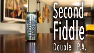 Second Fiddle Double IPA