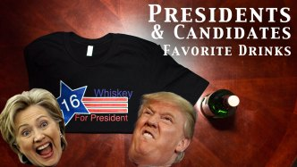 Presidential favorite drinks