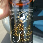 Black Chocolate Stout by Brooklyn Brewery
