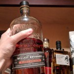 Bulleit Barrel Strength Bourbon Whiskey