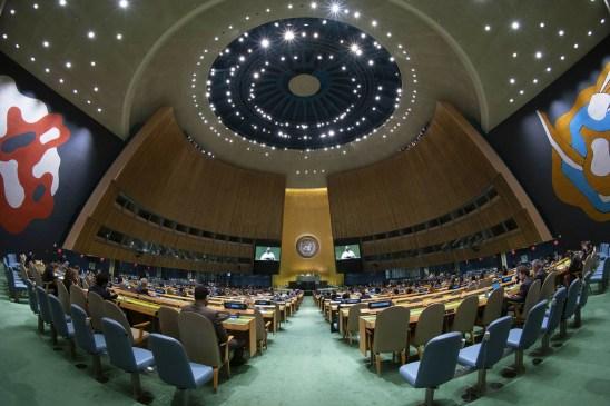 Les débats de l'Assemblée générale de l'ONU débutent sous un format «hybride»