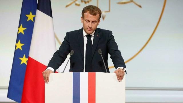 Emmanuel Macron : « Sans la France au Sahel, il n'y aurait plus de gouvernement au Mali »