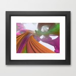 """""""Mandarin Overpass"""" - Matthew Haggett - Framed Print"""
