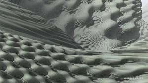 """PillowTop"" -1280 x720 3D Mandelbulb Photography by Matthew Haggett"