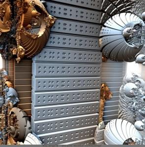 Crustaceans, 3D fractal art by Ricky Jarnagin/DsyneGrafix (c)