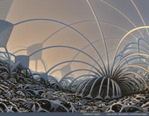 """""""Pearlite 2"""" by Matthew Haggett"""