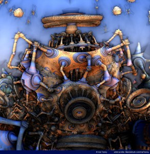 """""""Little Fat Engine"""" by Hal Tenny"""