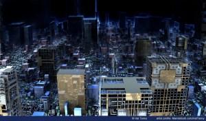 """Sleepy City"" by Hal Tenny"