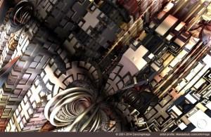 """Mobius (Close Up)"" by John Vega"