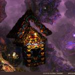 """Ruins"" by Marc Vanlindt. 3D fractal art created with Mandelbulb 3D."
