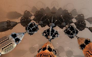 """Floater"" by Ricky Jarnagin (params)"