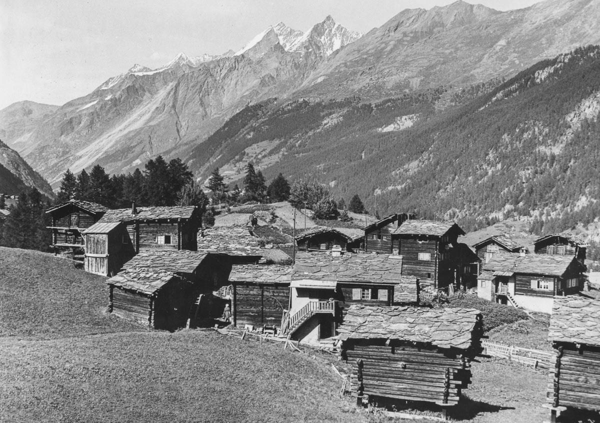 Zum See, 1945