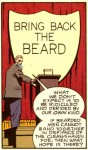 Beard Cartoon 88x1501 Lets Grow A Beard! By Gary W. Norman from BeardedGents.com photo