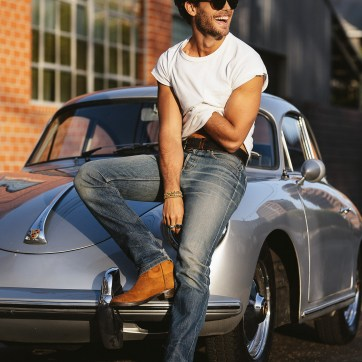 Los Angeles male grooming portfolio update - Porsche 1