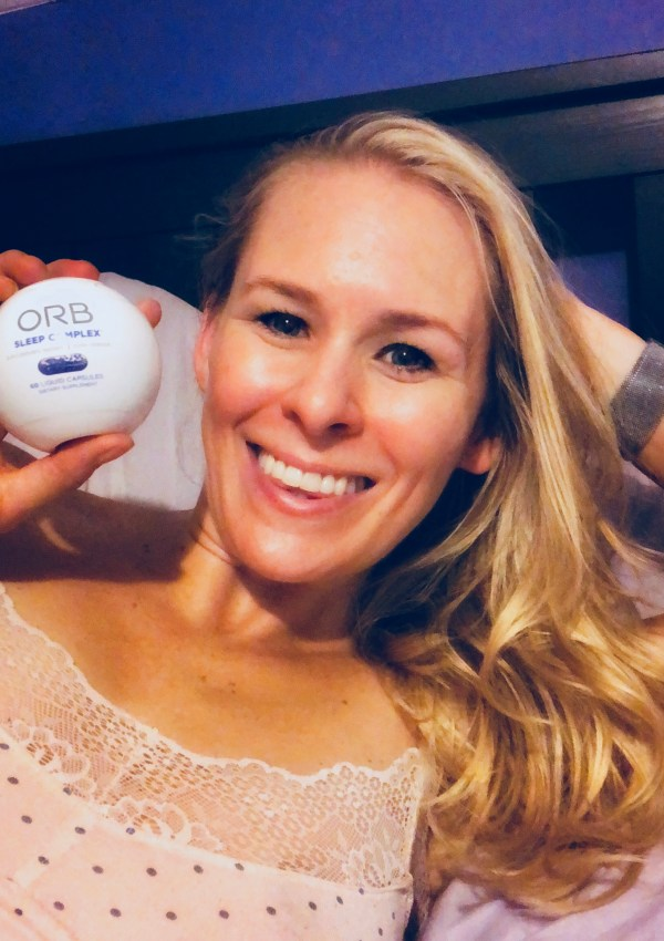 Natural Sleep Aid – Orb Sleep Complex Review!