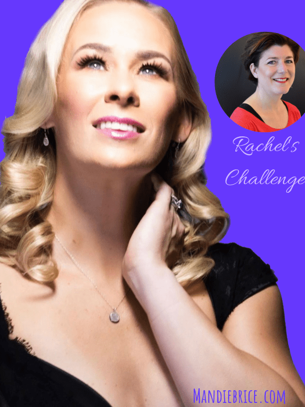 Bold Moves Podcast Episode 294 Fearless Fridays 147 Rachel S's Challenge