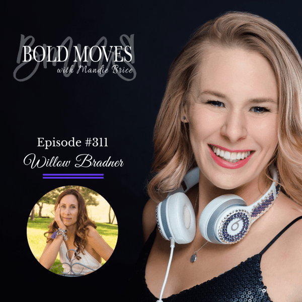 Bold Moves Podcast Episode 313 Willow Bradner