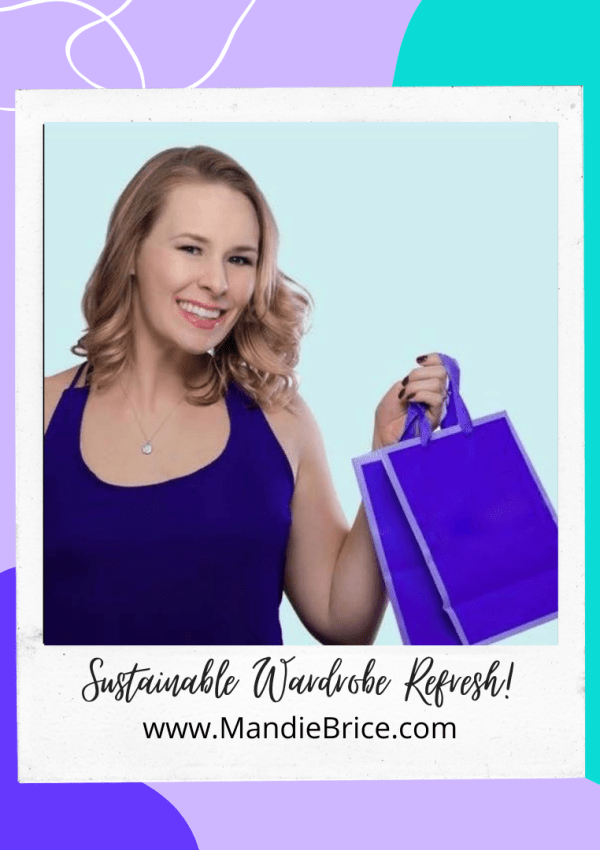 Sustainable Wardrobe Refresh! Poshmark & ThredUp Reviews