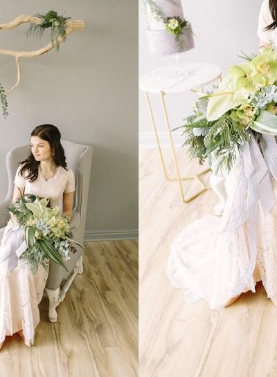 Styled Shoot || Utah Bridals