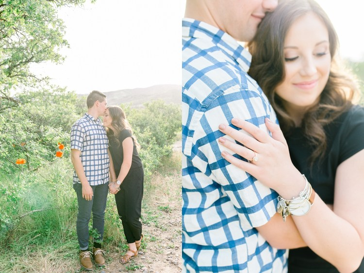 Spring Engagement Session | Jaden + Tayler
