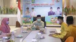 APSAI Kab Siak Mendapat Penghargaan dari Gubernur Riau dalam Rangka Memperingati Hari Anak National Tahun 2021