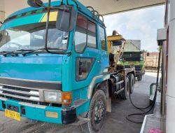 Tim Krimsus Tangkap Truk Derek Berkapasitas Tangki 450 Liter, Langsir BBM Subsidi Untuk Kebutuhan Industri.