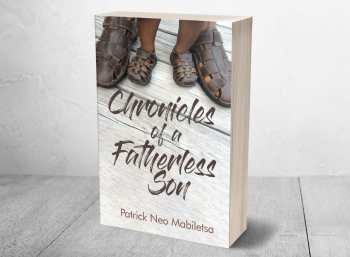 Son without a father reading chronicles of a fatherless son
