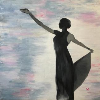 Dancing shadow
