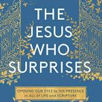 book cover, The Jesus who surprises My God is Not Distant.