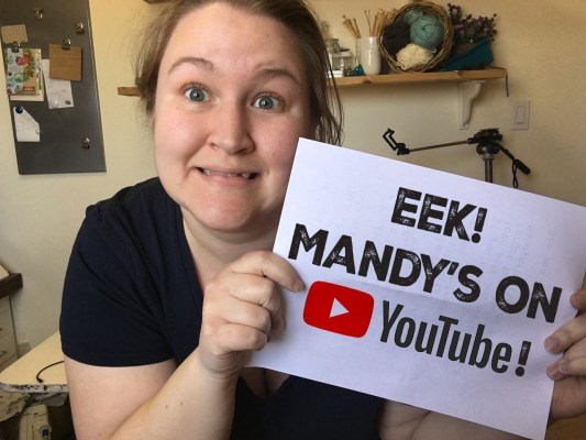 Mandy's On YouTube!