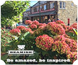 Beamish Museum advert