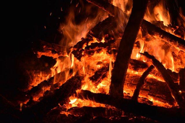 Tray toffee... a Bonfire Night treat