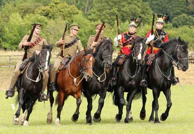 Beamish horses