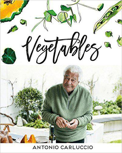 Vegetables by Antonio Carluccio