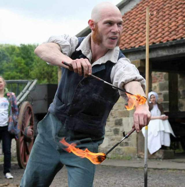 Beamish fire-eater