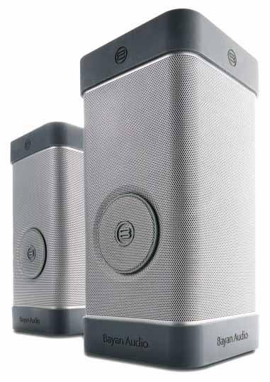 Bayan Audio SoundScene Expandable Lifestyle Speakers