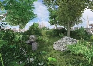 London Glades Garden