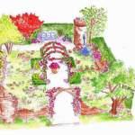 Wyevale Garden Centre's Show Garden