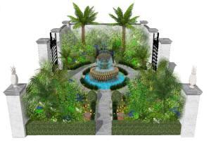 The Charleston Garden