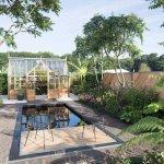 The Gabriel Ash Greenhouse Garden