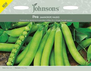 Pea Valido. Picture; Johnsons