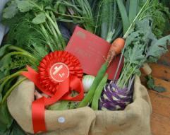 Winning mixed veg basket