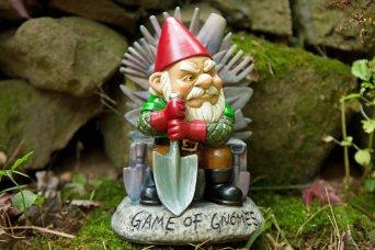 Games of Gnomes gnome. Picture; Prezzybox