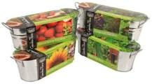Windowsill seed kits. Picture; Mr Fothergill's