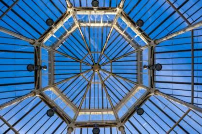 Roof details. Picture; Gareth Gardner