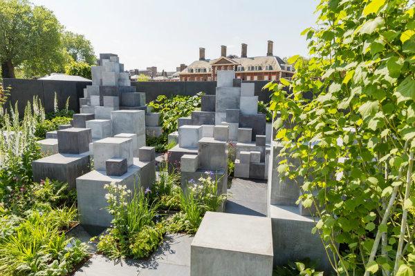 The Skin Deep Garden. Picture; RHS/Sarah Cuttle