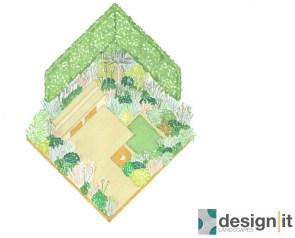 Bovis Homes Family Garden by Dan Ryan. Picture; RHS