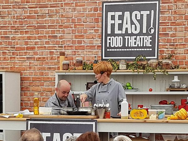 FEAST! Food Theatre