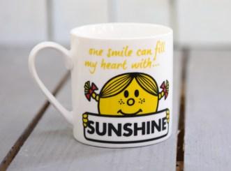 Little Miss mug. Picture; Thompson & Morgan