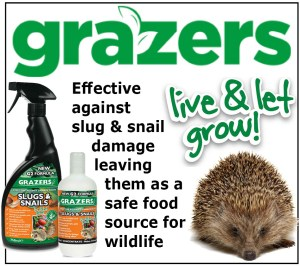 Grazers eco-friendly Live and Let Grow